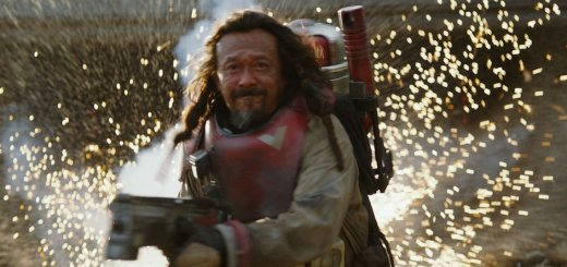 Baze Malbus in Rogue One.