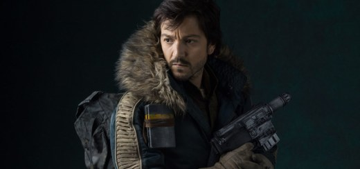 Cassian Andor from Rogue One.