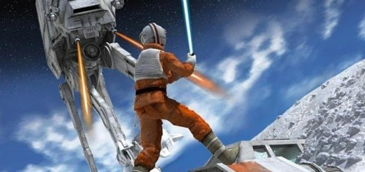 Promo image from Rogue Squadron III: Rebel Strike.
