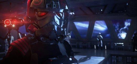 Teaser image of Battlefront II.