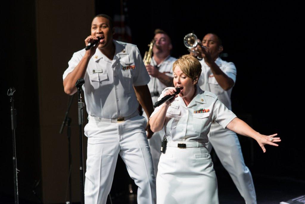 Globe Times - Navy Band Photo