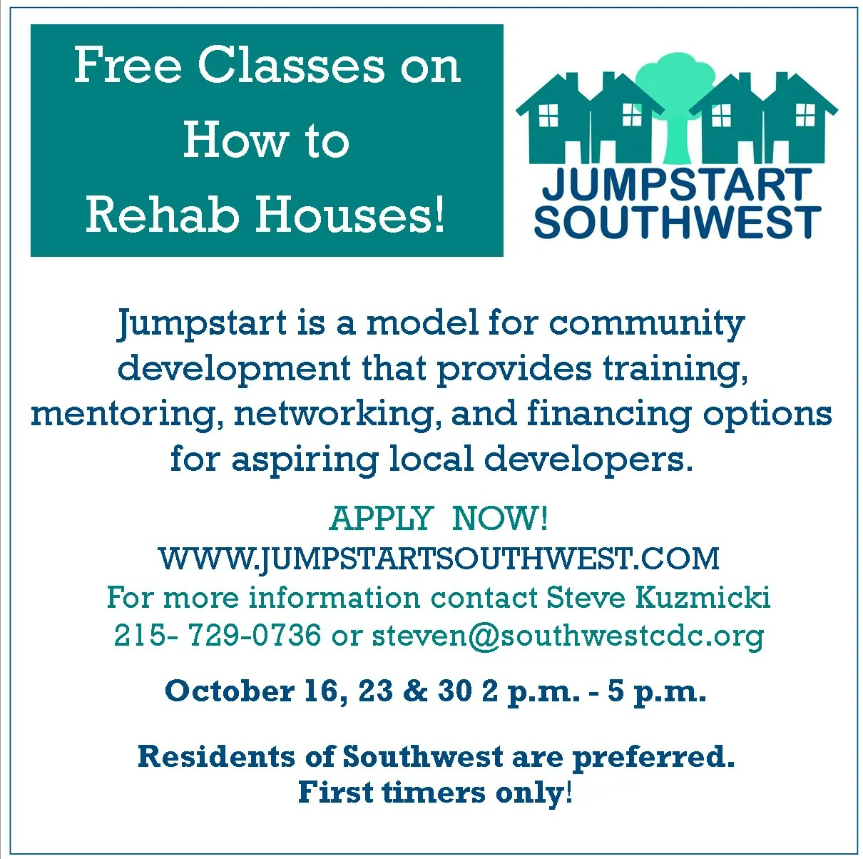 JUMPSTART AD - online - square