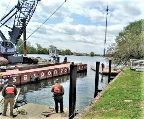 Teds 03 5-7 Issue - Bartrams garden prepares for boating season