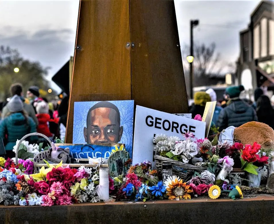 Teds 04 5-7 Issue - George Floyd's Civil Rights Violated