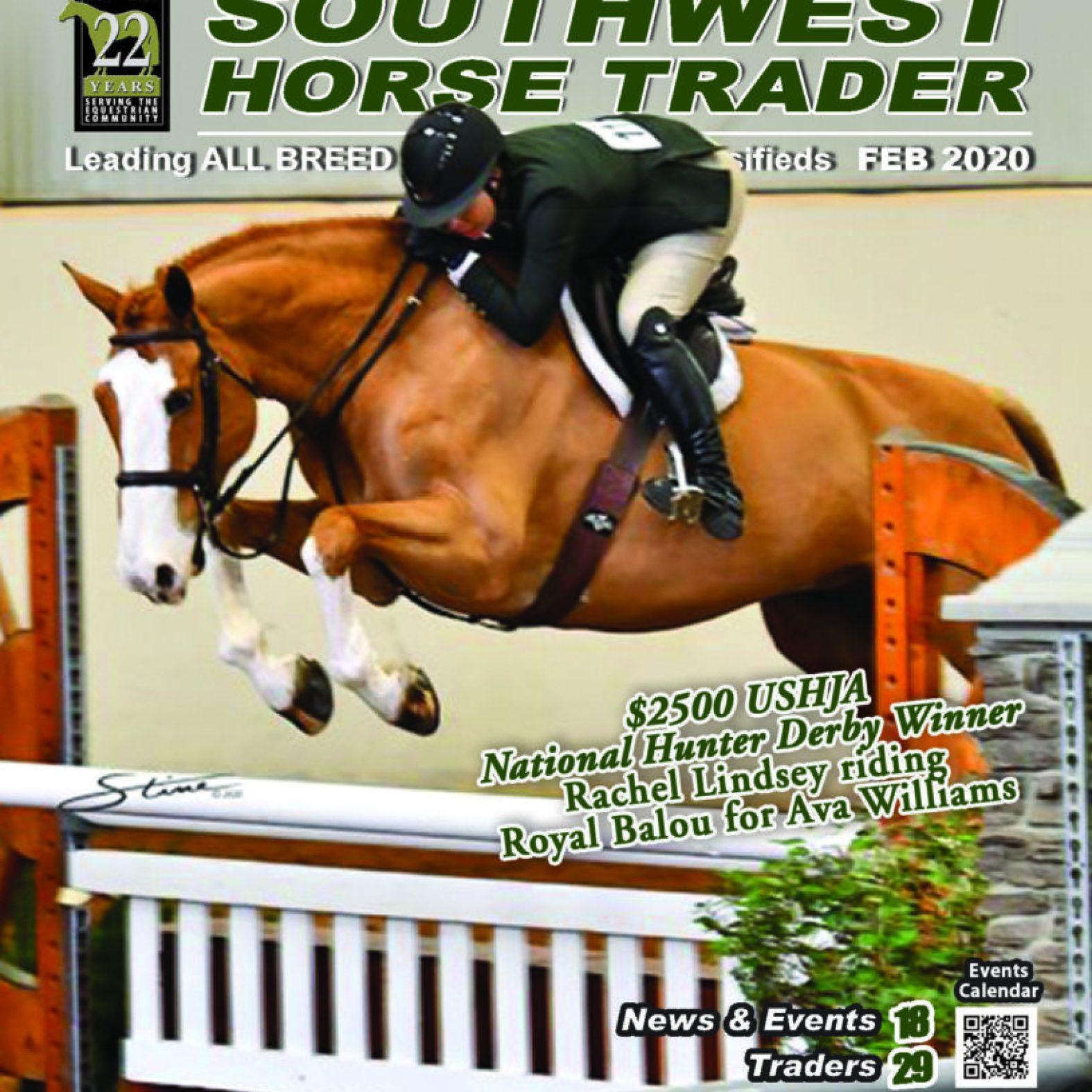 SouthWest Horse Trader February 2020 Issue