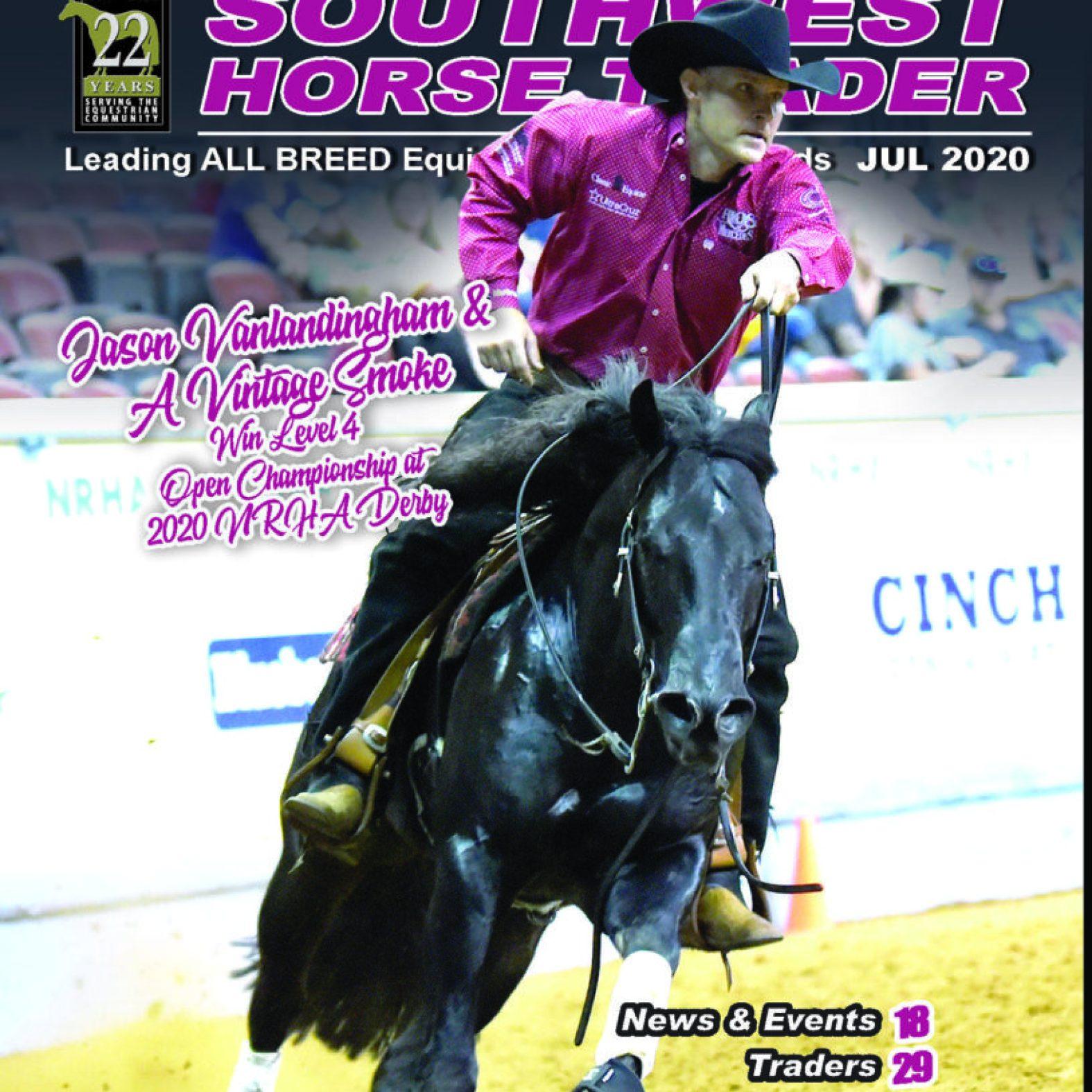 SouthWest Horse Trader July 2020 Issue