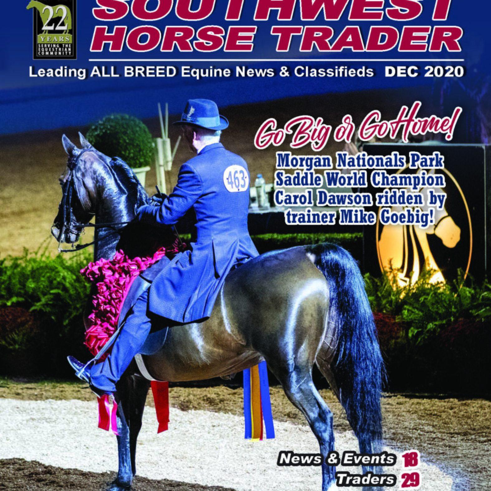 SouthWest Horse Trader December 2020 Issue