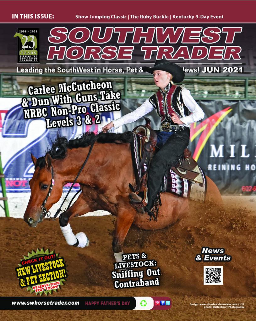 SouthWest Horse Trader June 2021 Issue