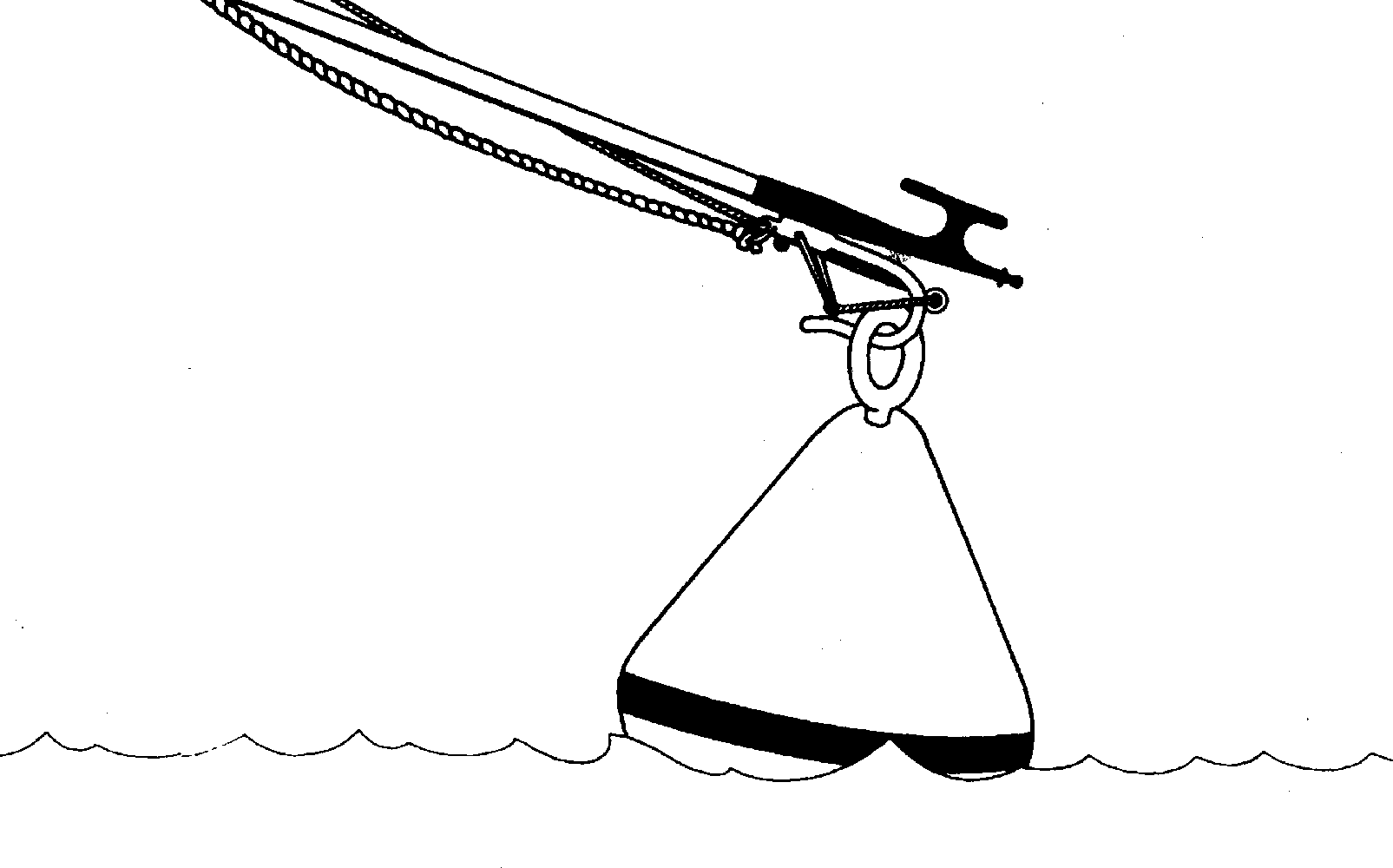 Mooring Buoy Amp Retrieving Hook Swi Tec De