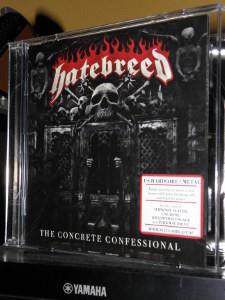 hatebreed concrete confessional