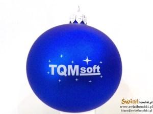 blue advertising balls TQM soft