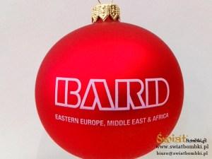 company balls Bard, red