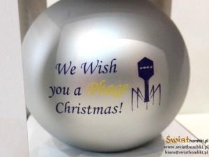 company balls Phage, printed logo