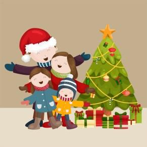 rodzinka na Święta