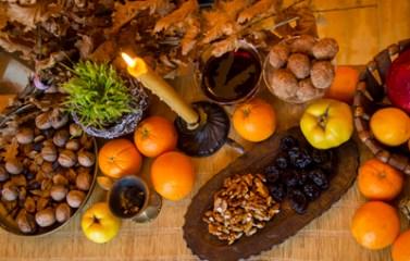 wigilijny stół, tradycja wigilijna