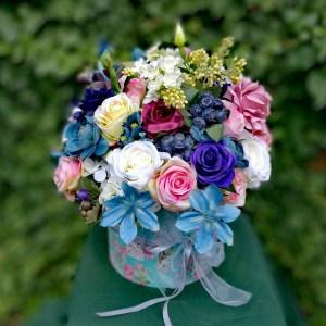 Flower box Gorące lato