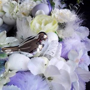 wianek z ptaszkami
