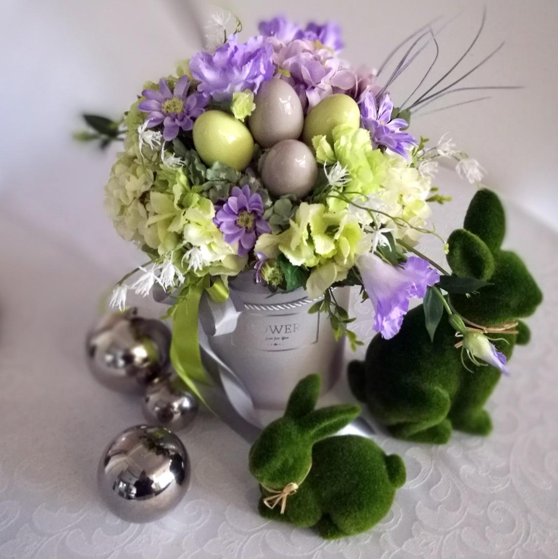 Flower box Powiew wiosny nr 154