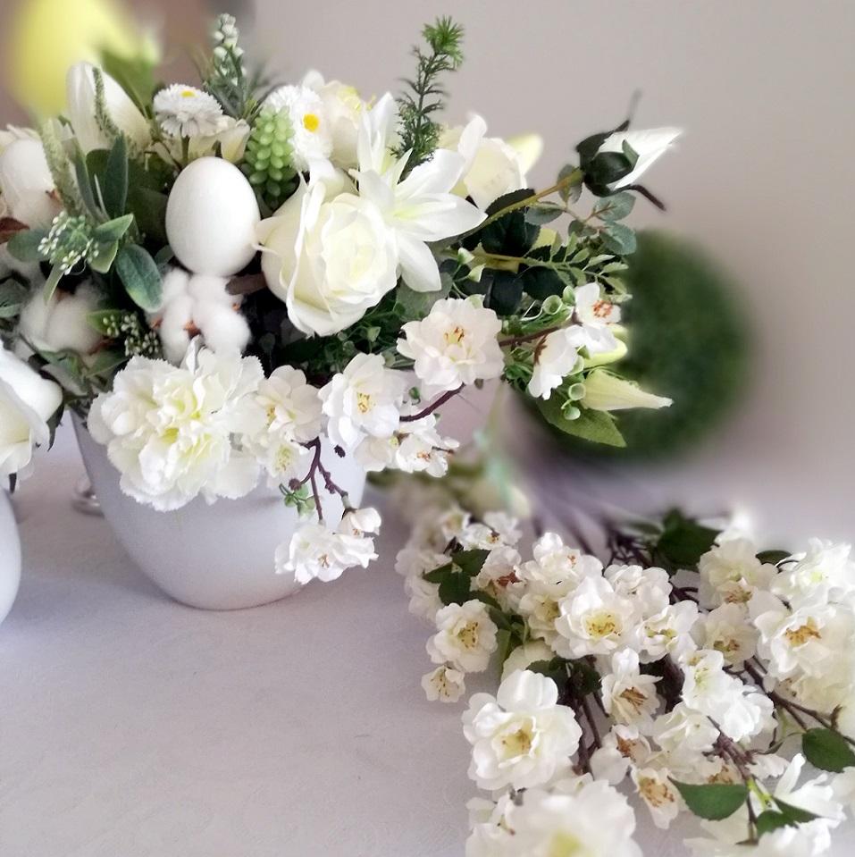 Kompozycja kwiatowa Ulotna chwila nr 188