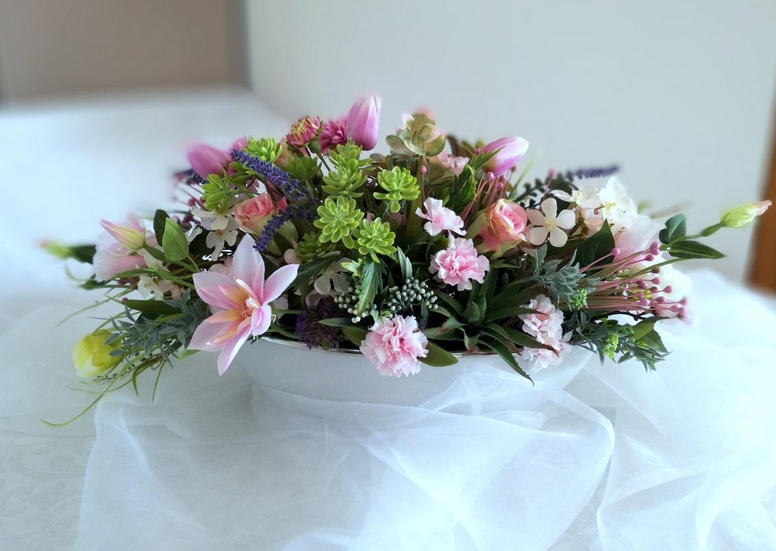 Kompozycja kwiatowa Marzenie 2 nr 218