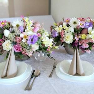 Kompozycja kwiatowa Wielkanocne spotkanie nr. 195
