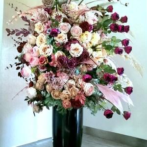 Instalacja kwiatowa Kolory zmierzchu nr 237