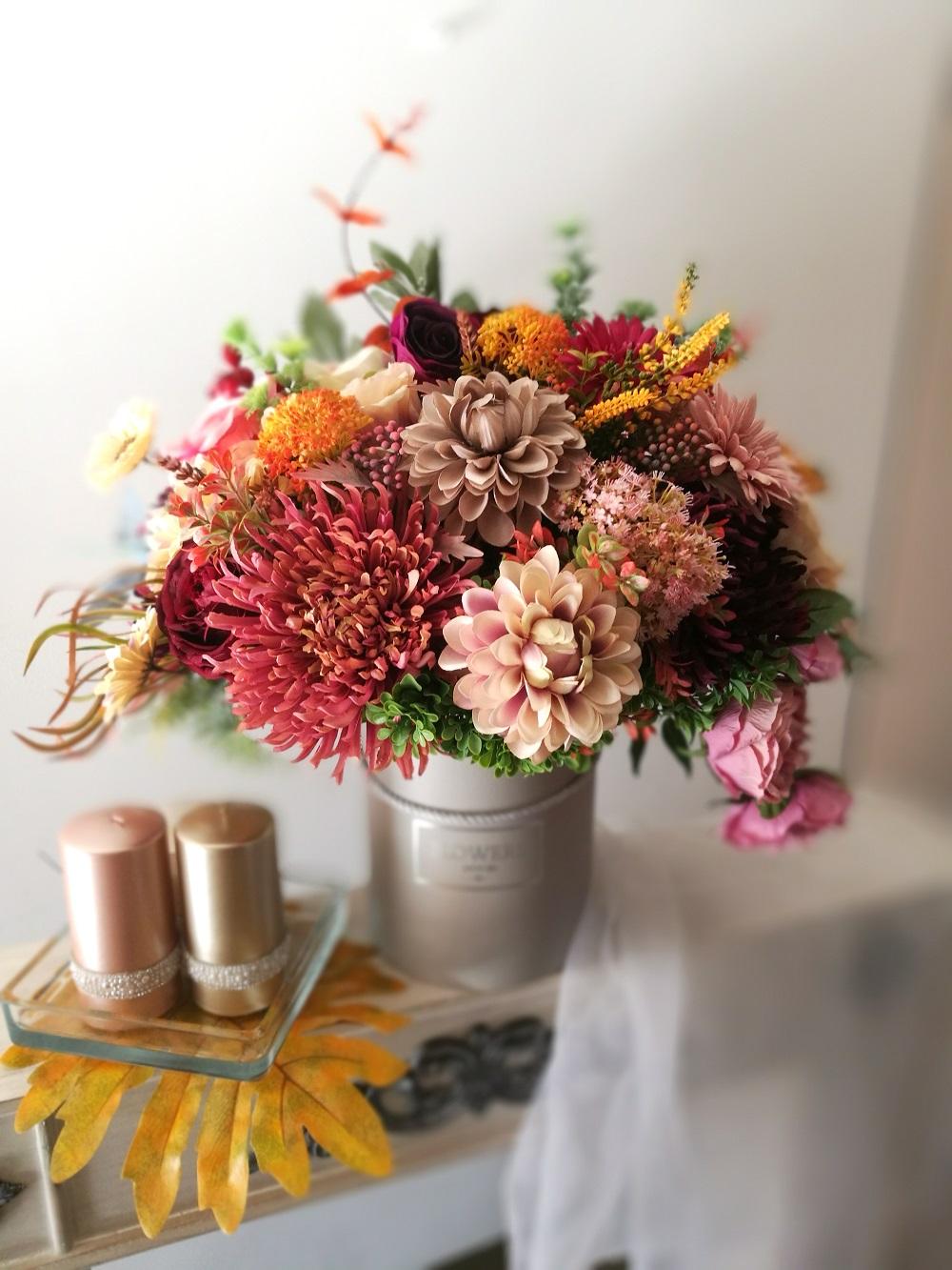Flower boks Słodi listopad nr. 206