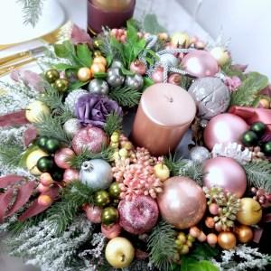 Wianek bożonarodzeniowy Christmas Morning nr 102