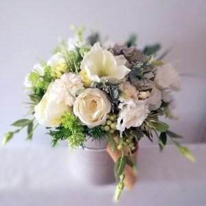Flowerbox Biała magnolia nr 228