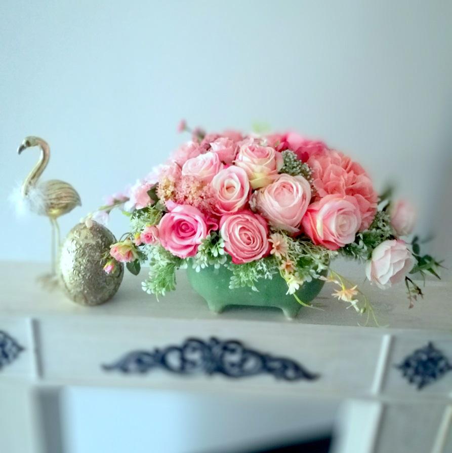 Dekoracja kwiatowa Dotyk lata nr 299