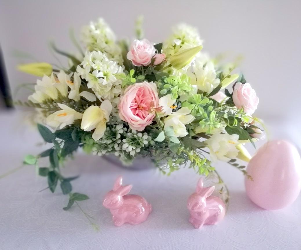 Kompozycja kwiatowa Dotyk wiosny nr 300