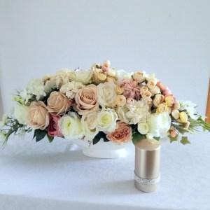 Dekoracja kwiatowa Rzymskie wakacje nr 308