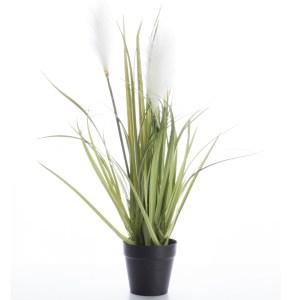 Sztuczna trawa kwitnąca nr 366