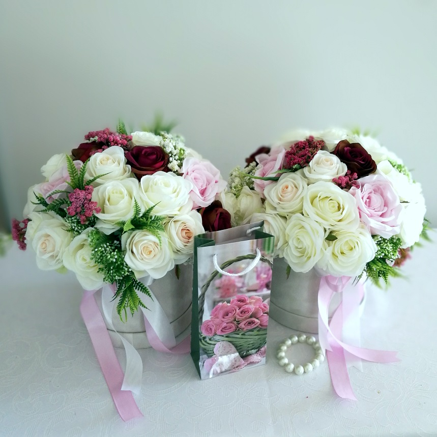 Flower box Podarunek nr 365
