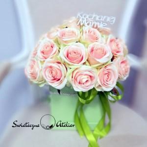 Róże w pudełku Wyjątkowe chwile nr 419