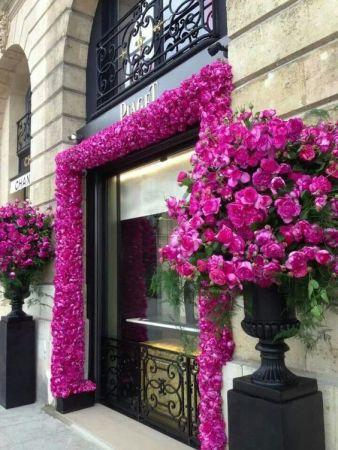 witryny kwiatowe