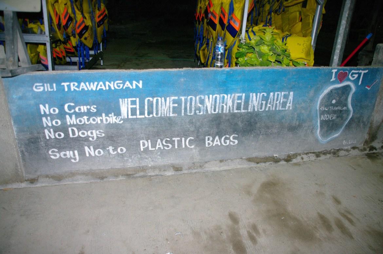 imgp0444 - Gili Trawangan - rajska wysepka w Indonezji