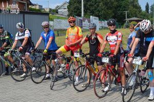 Rowerowi maratończycy wystartowali w Tour de Silesia