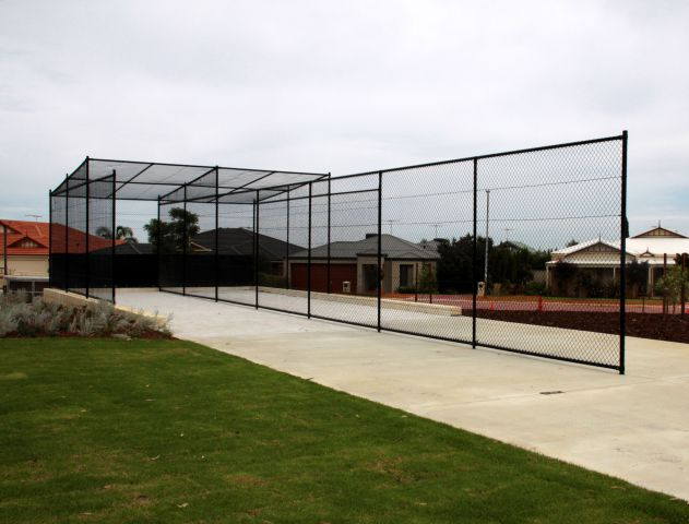 Pearsall Primary School cricket nets