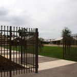 Pearsall Primary School security fencing