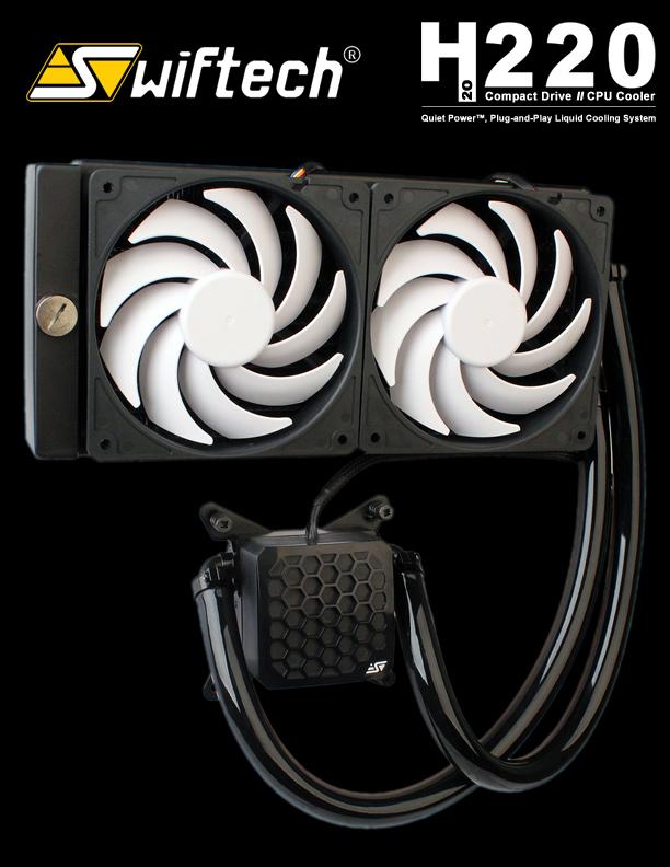H220 CPU COOLER