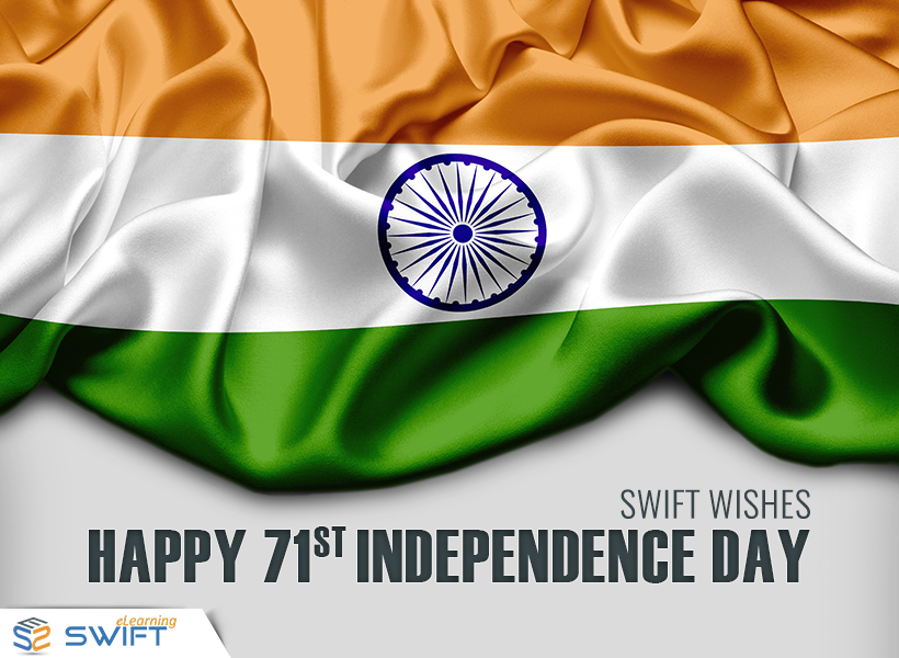Swift Wishes a Happy 71st Independence Day