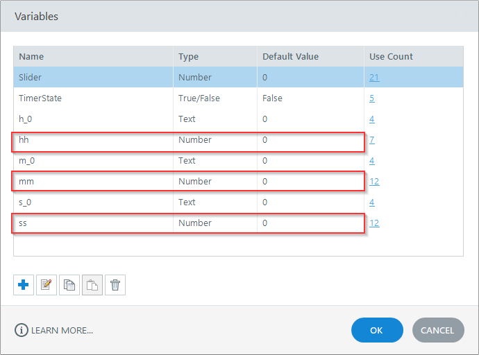 Step_3_Create_Variable-Course Timer in Articulate Storyline 3 or 360