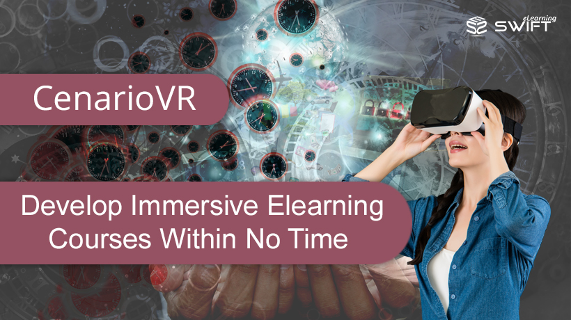 Cenariovr - Develop Immersive Elearning Courses