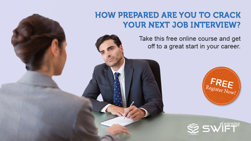 Interview skills Here is an online course for an effective interview.