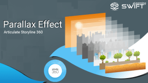 How to apply Parallax Effect in Articulate Storyline 360