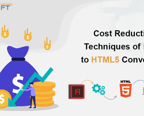 Cost Reduction Techniques of Flash to HTML5 Conversion
