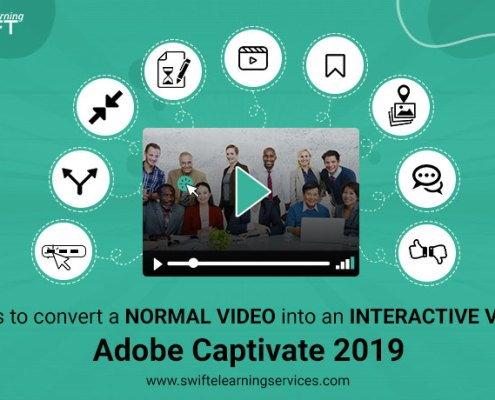 Interactive video using Adobe captivate 2019
