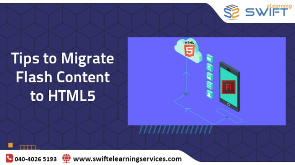 Tips to Migrate Flash Content to HTML5