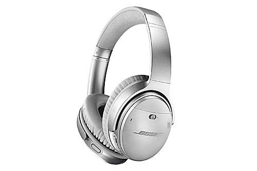 Bose QuietComfort 35 Series II Noise Cancelling Headphones - Silver